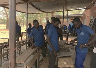 Burkina Faso | Evaluation centre de formation professionnelle