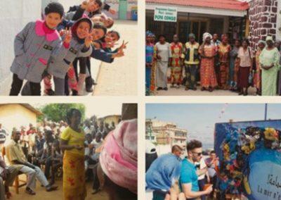 Monde | Bilan évaluatif des PCPA