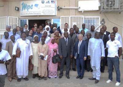 Tchad | Projet d'Appui à la Petite Entreprise (phase 2)