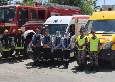 Jordanie | Système de suivi-évaluation – Protection civile